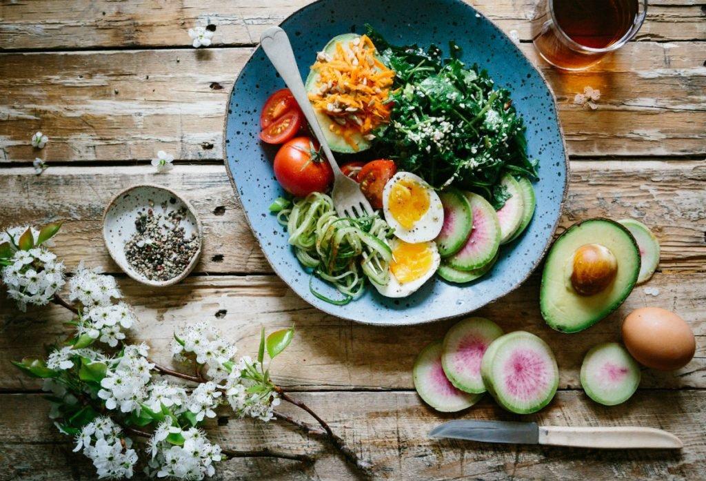 Vegetarisch essen in Berlin