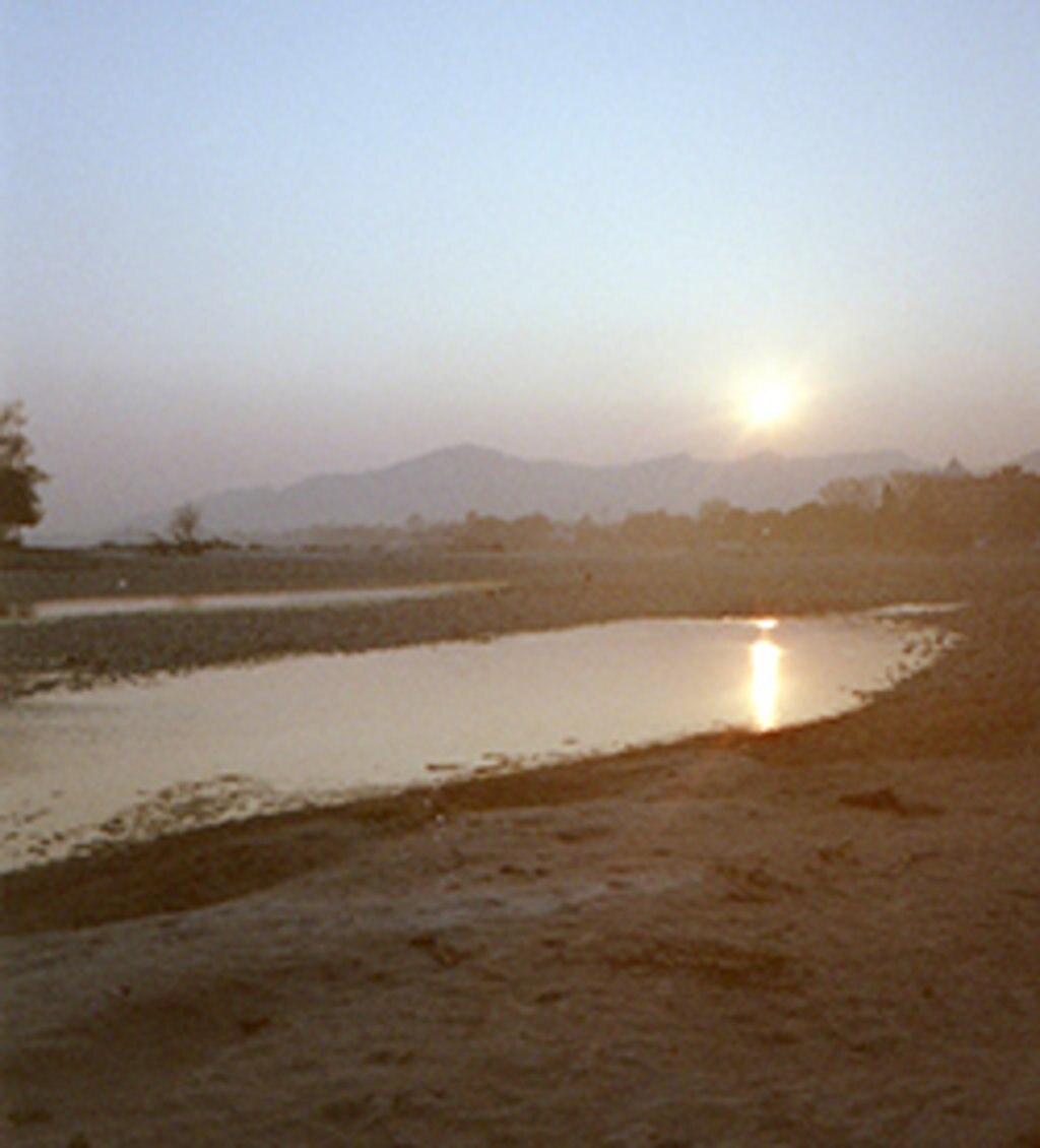 Ganges, der heilige Fluss der Hindus