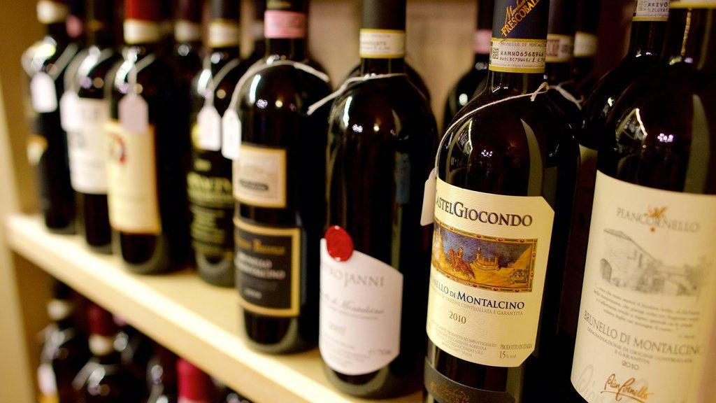 Monticchiello featuring drinks or beverages