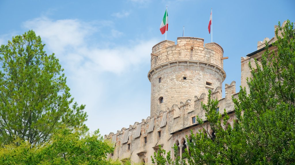 Castello del Buonconsiglio which includes chateau or palace and heritage architecture