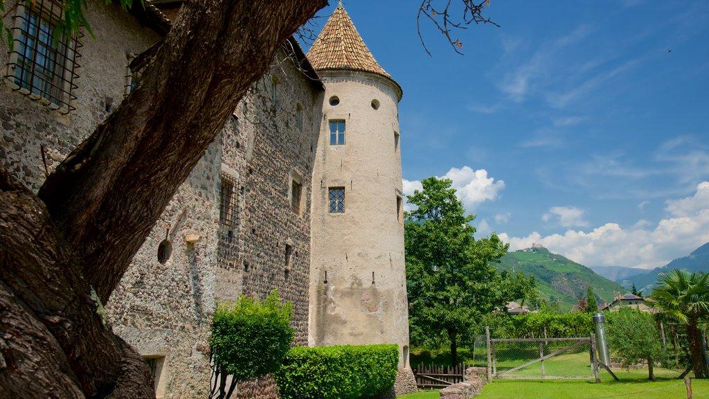 Maretsch Castle showing a castle