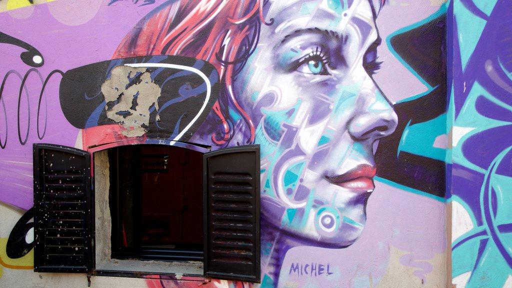Belgrade featuring art