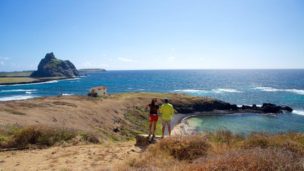 Fernando de Noronha which includes general coastal views as well as a couple