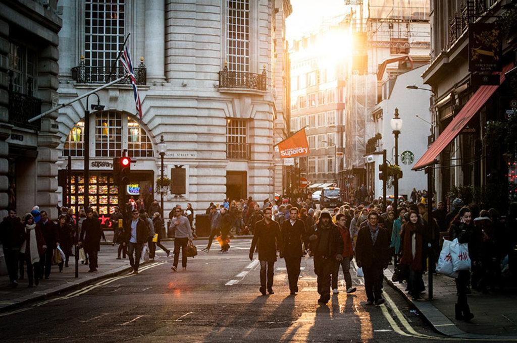 official photos 92dfb 90598 10 indirizzi per scoprire dove fare shopping a Londra
