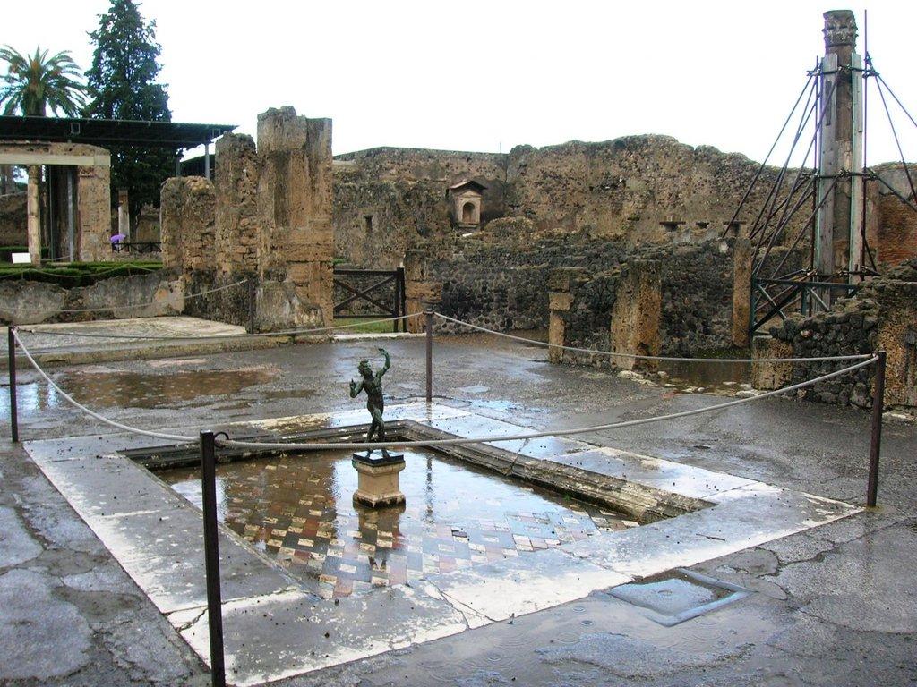 Pompei antica: le 10 ville e case più belle