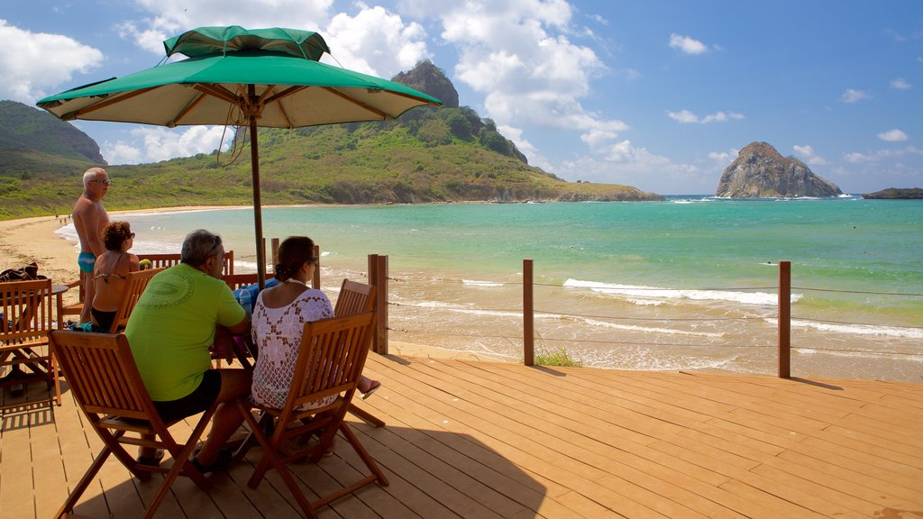 Sueste Beach which includes general coastal views, a luxury hotel or resort and surf