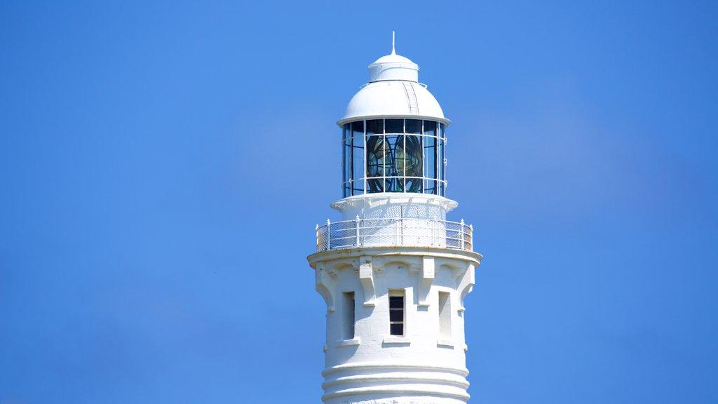 Faro de Cabo Leeuwin ofreciendo un faro