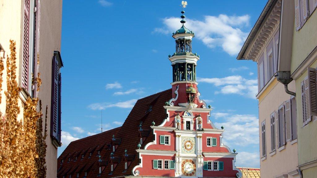 Esslingen featuring heritage architecture