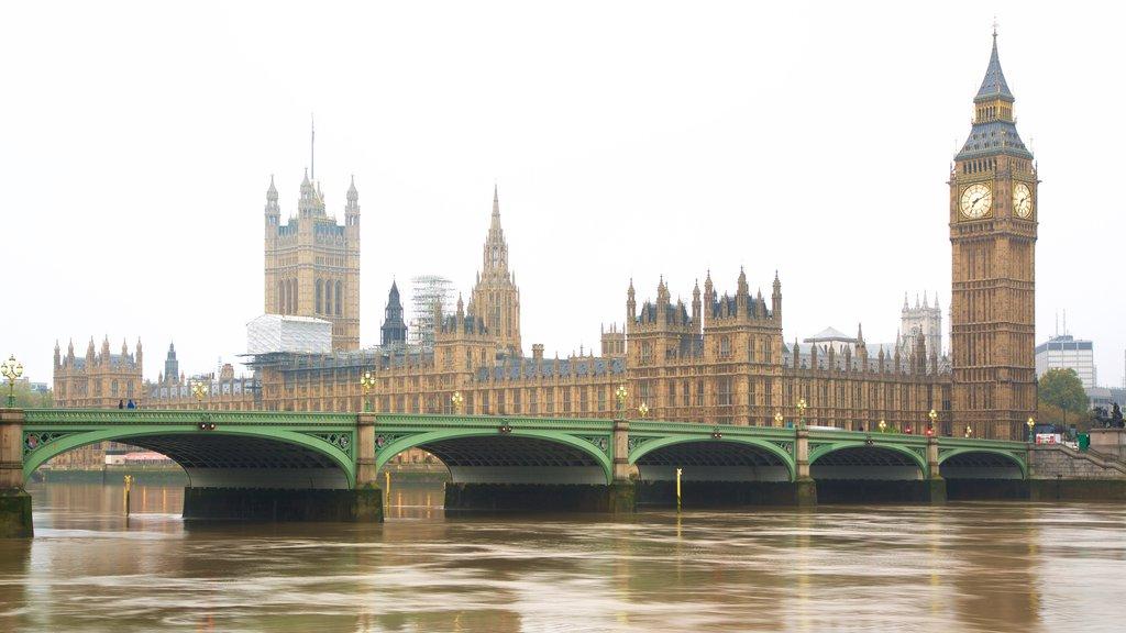 国会議事堂 どの含み 記念建造物, 橋 と 河あるいは小川