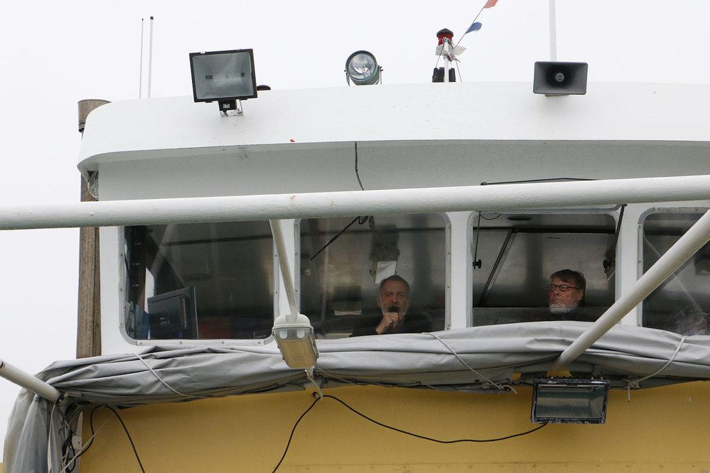 Kapitein Piet en Sjef