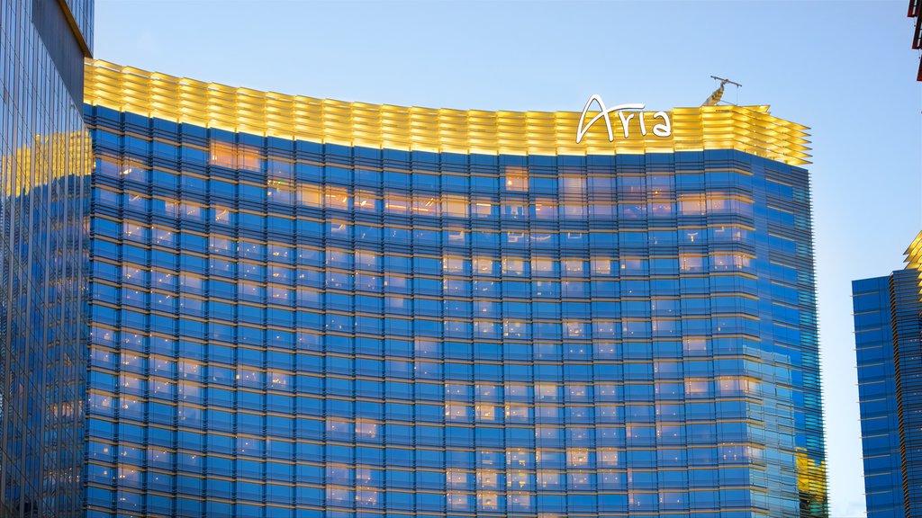 Las Vegas featuring signage