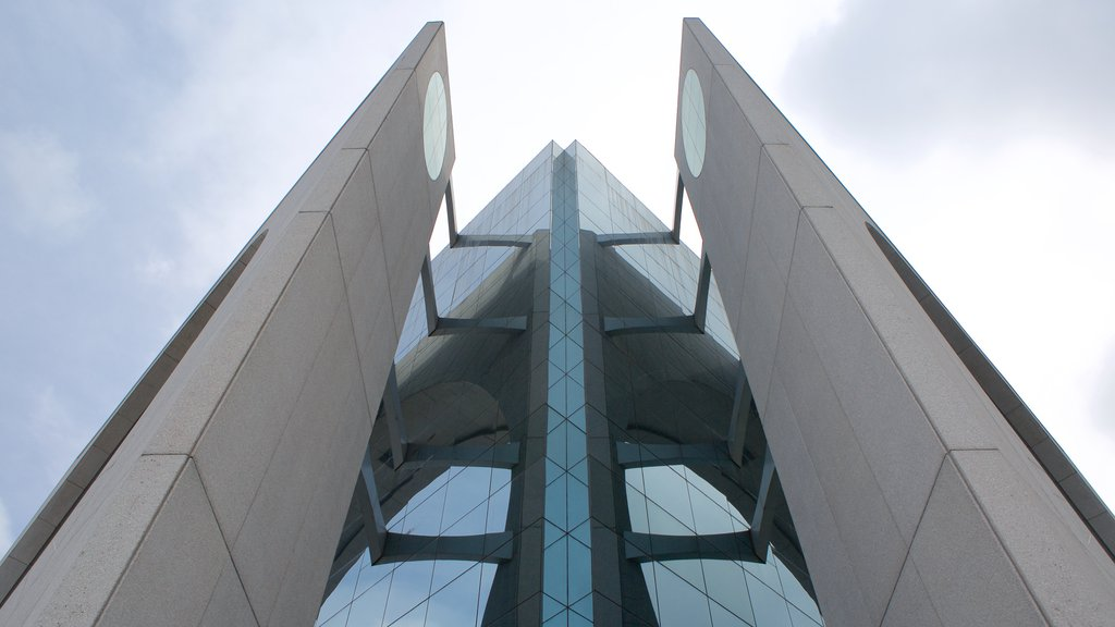 Santa Fe featuring modern architecture