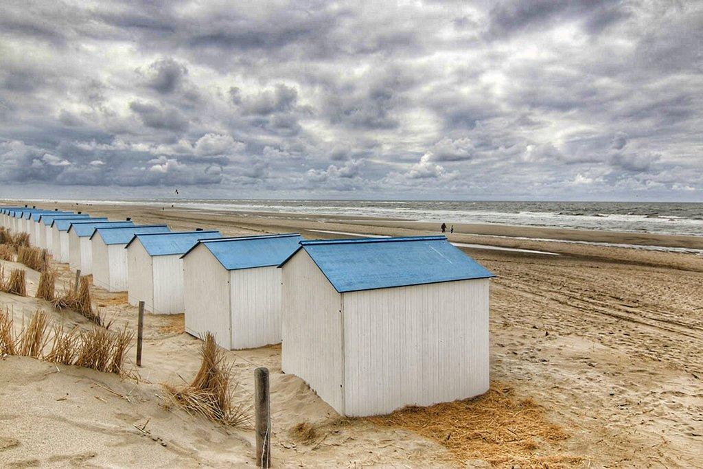 Strandtent Texel