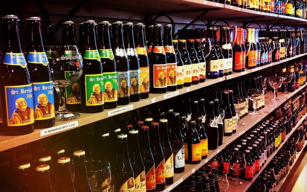 beste biercafés in Antwerpen