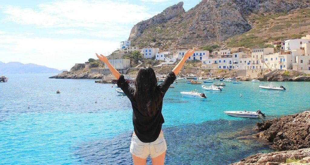 Egadi Island in Sicilia-nb