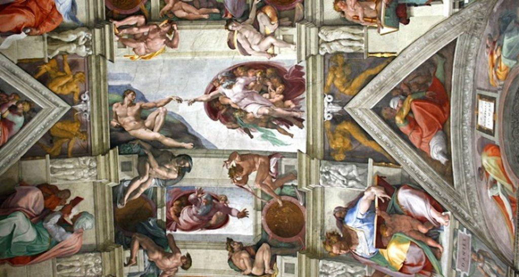Sixtijnse Kapel, Rome