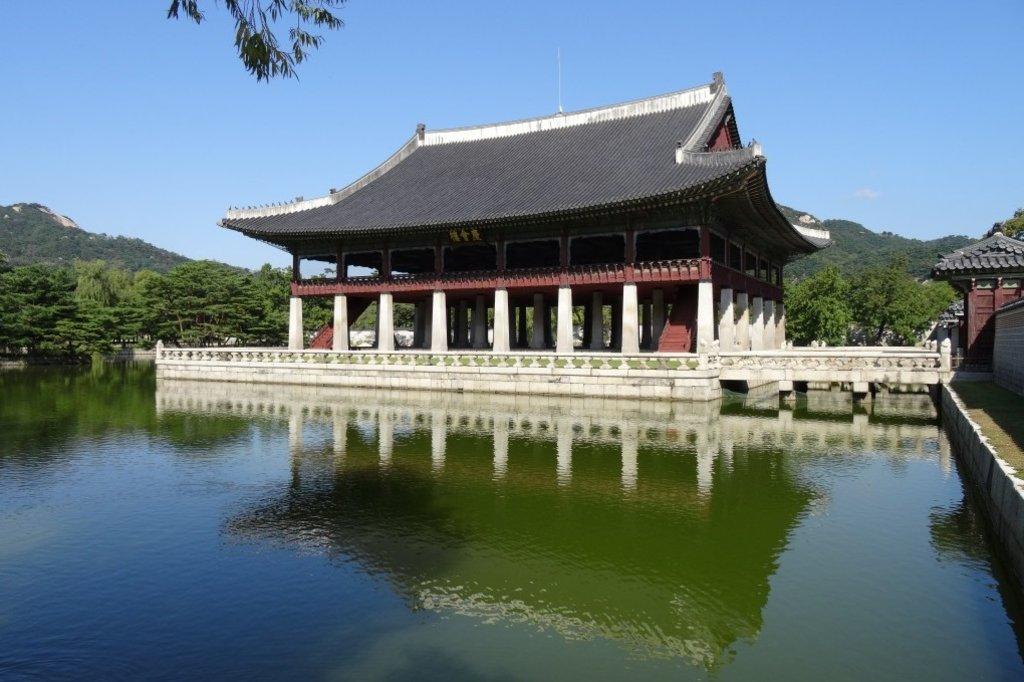 In Seoul, Korea