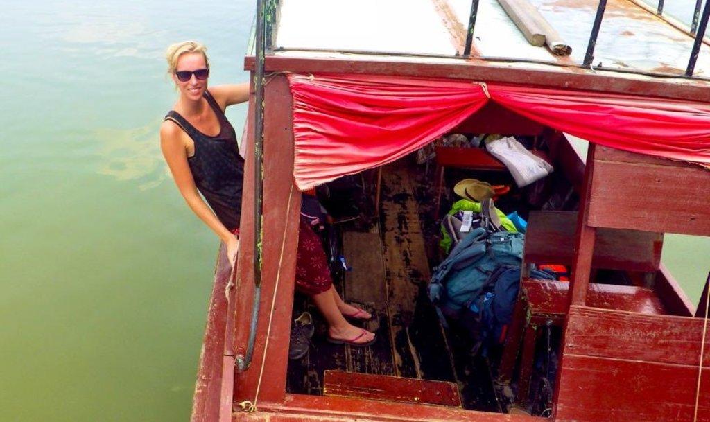Reisblogger Naline in<figcaption>Battambang, Cambodja</figcaption>