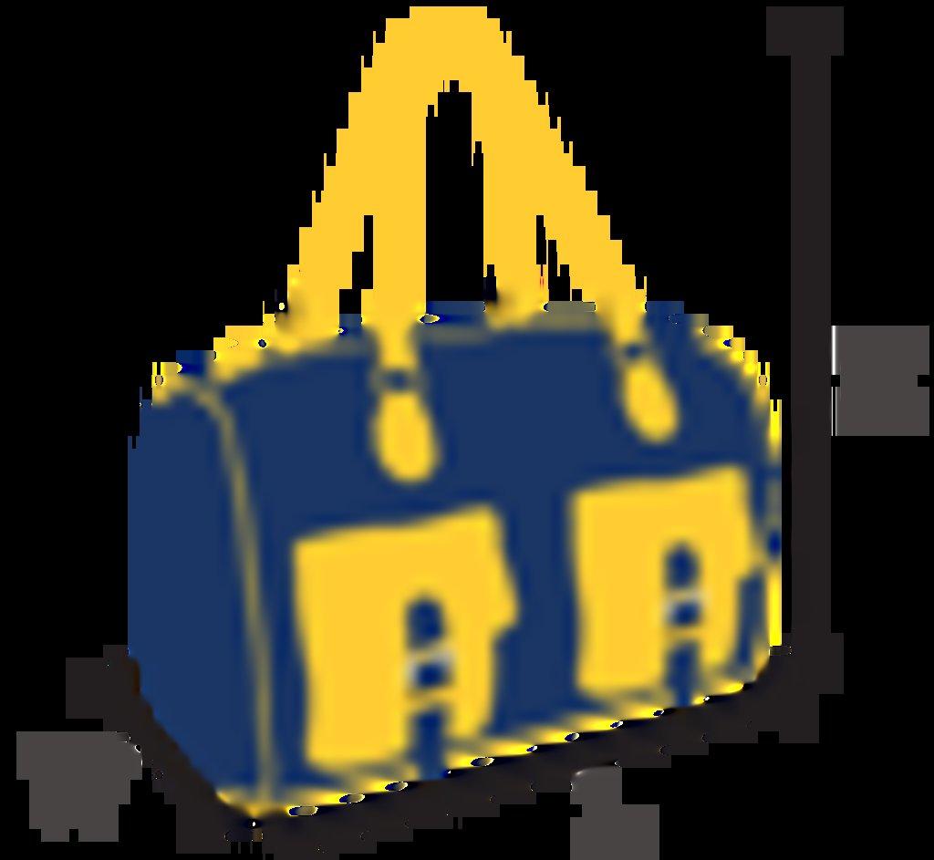 Hand Luggage Afmeting