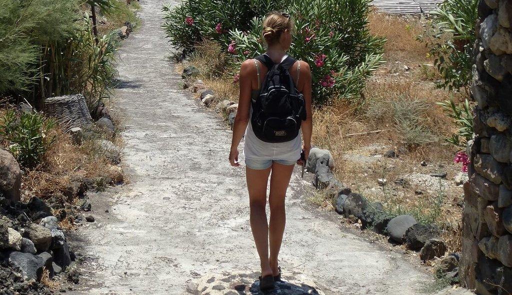Denise Miltenburg, Santorini