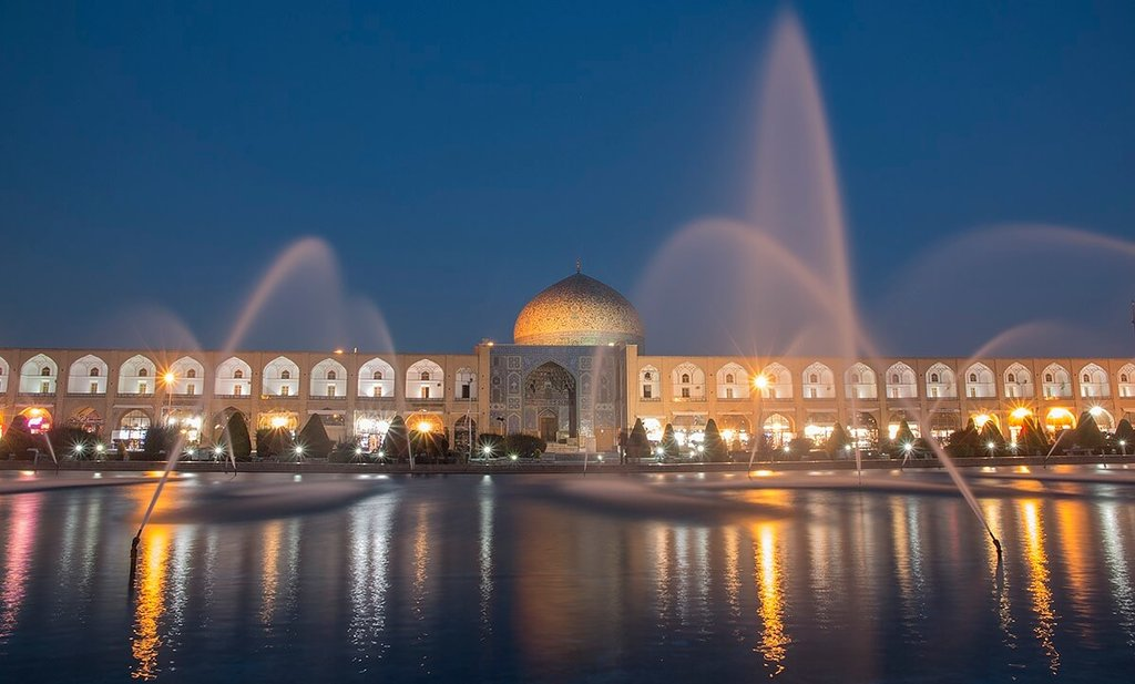 Esfahan in Iran