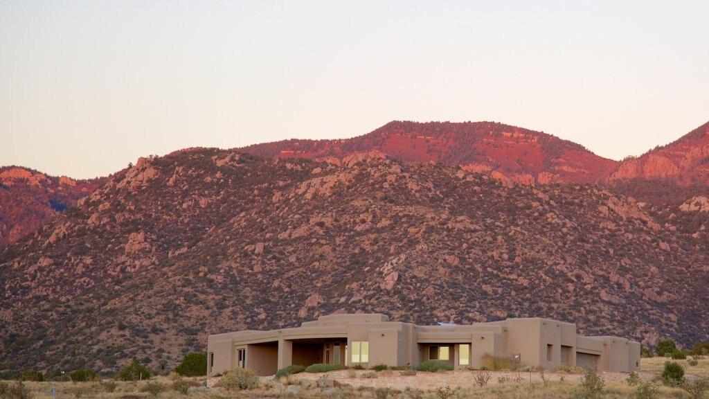 Albuquerque featuring mountains