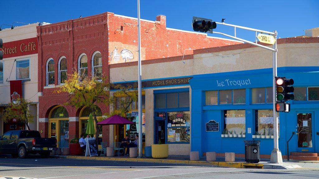 Albuquerque showing street scenes