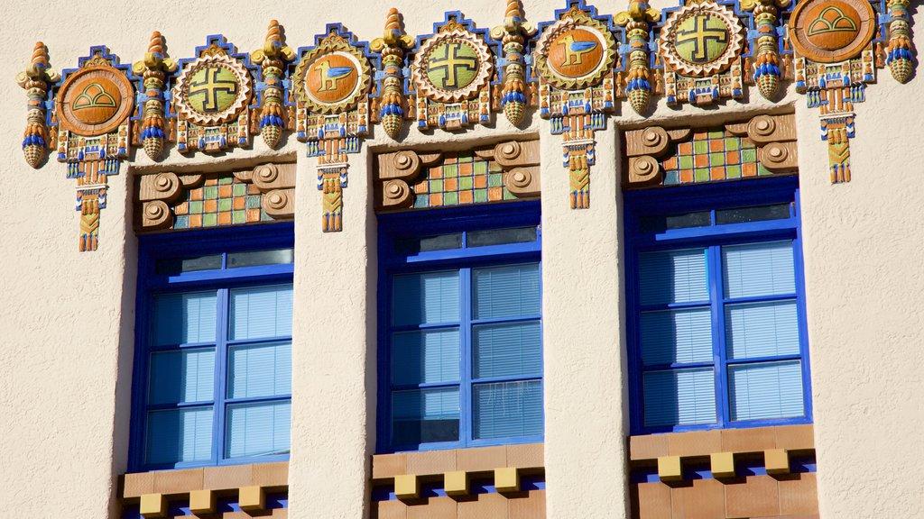Albuquerque featuring heritage architecture