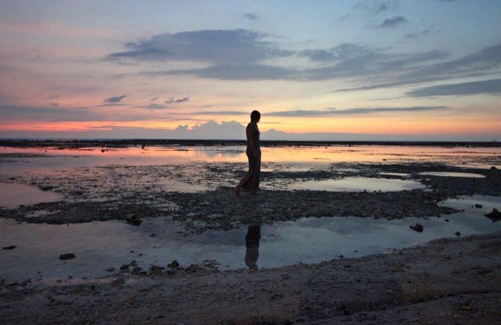 <figcaption>Op de Gili-eilanden</figcaption>