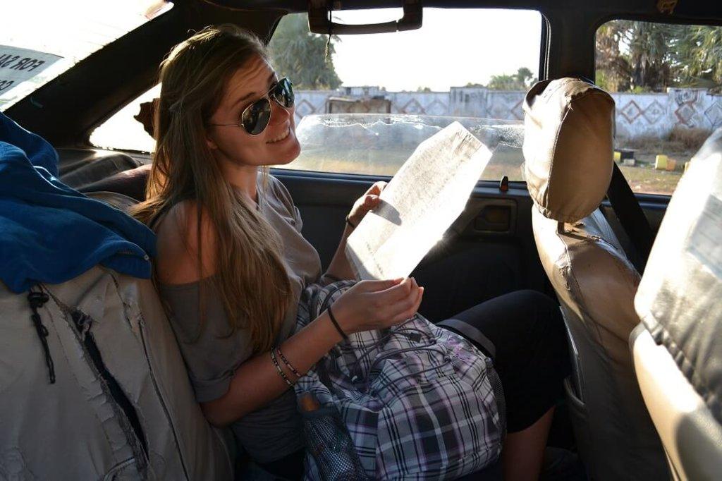interview met reisblogger