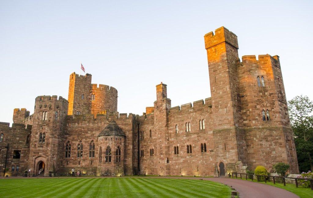 kastelen in Engeland