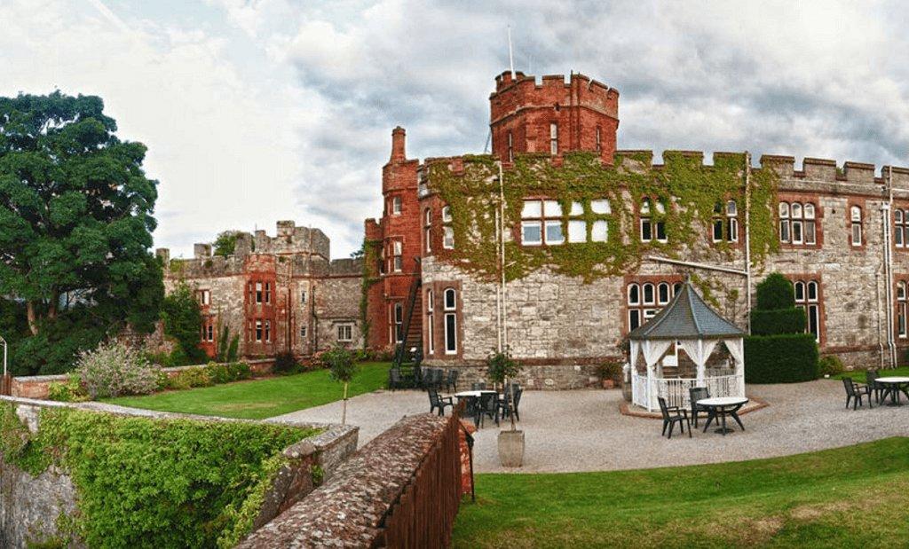 kastelen in het Verenigd Koninkrijk