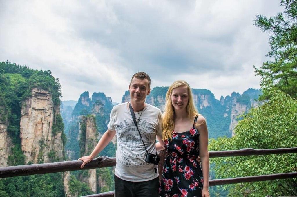 Linda en Remco van Travellers of the world