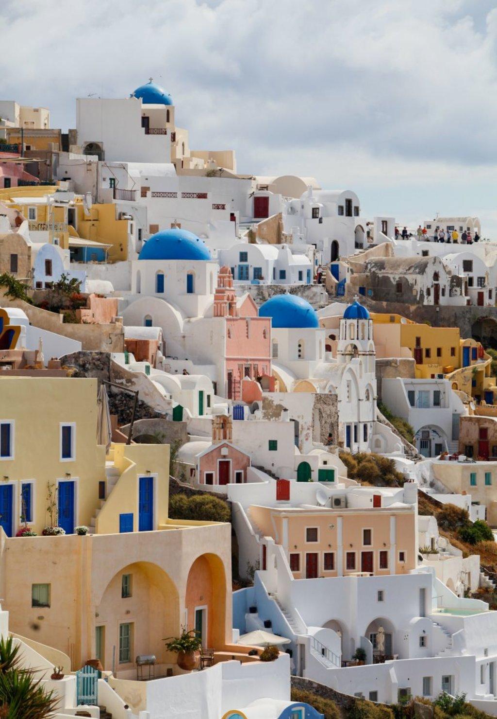 Guida a Santorini: le prime cose da sapere
