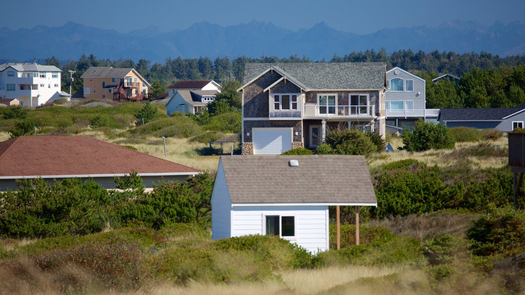 Ocean Shores featuring tranquil scenes and a house
