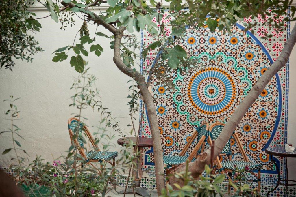 terrasse du salon de thé de la Grande Mosquée de Paris - 75005 Paris.jpg