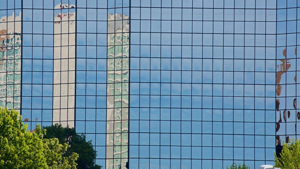 Bellevue showing modern architecture