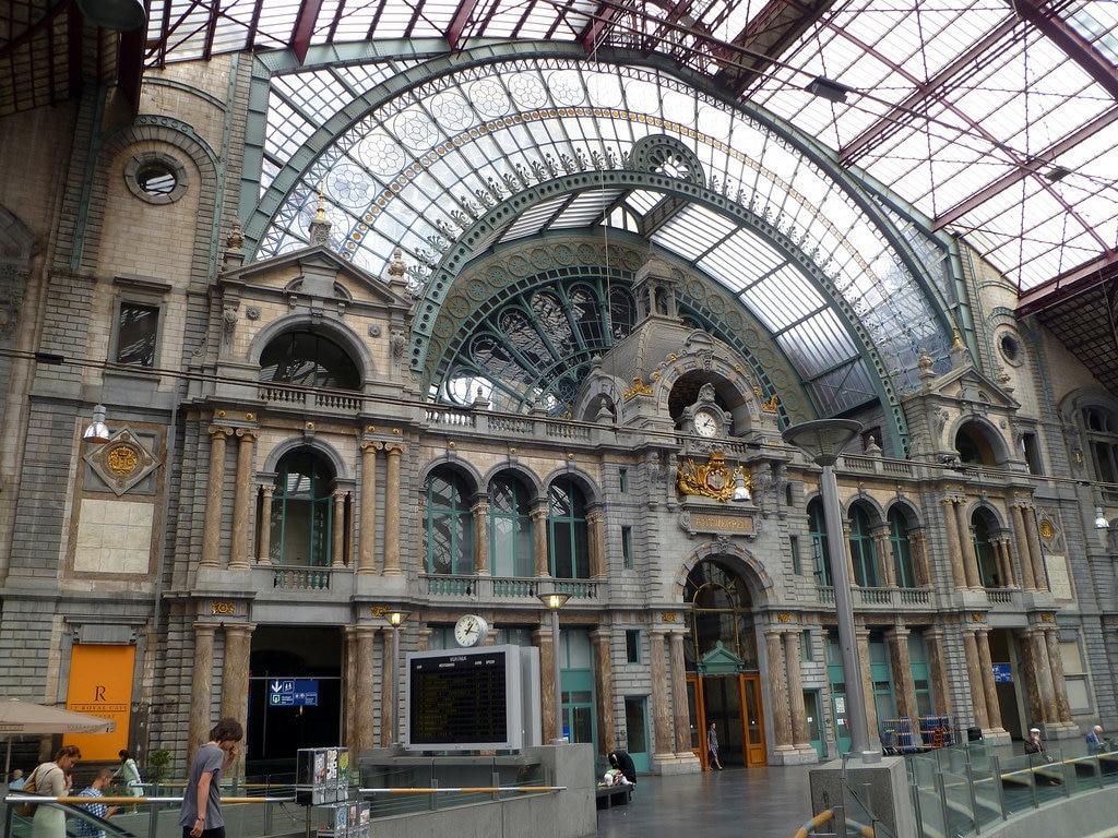 Historische Wandeling Door Antwerpen Explore Met Expedia