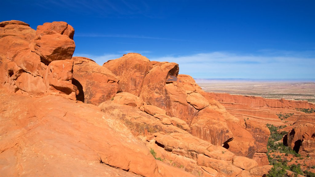 Moab featuring landscape views and tranquil scenes