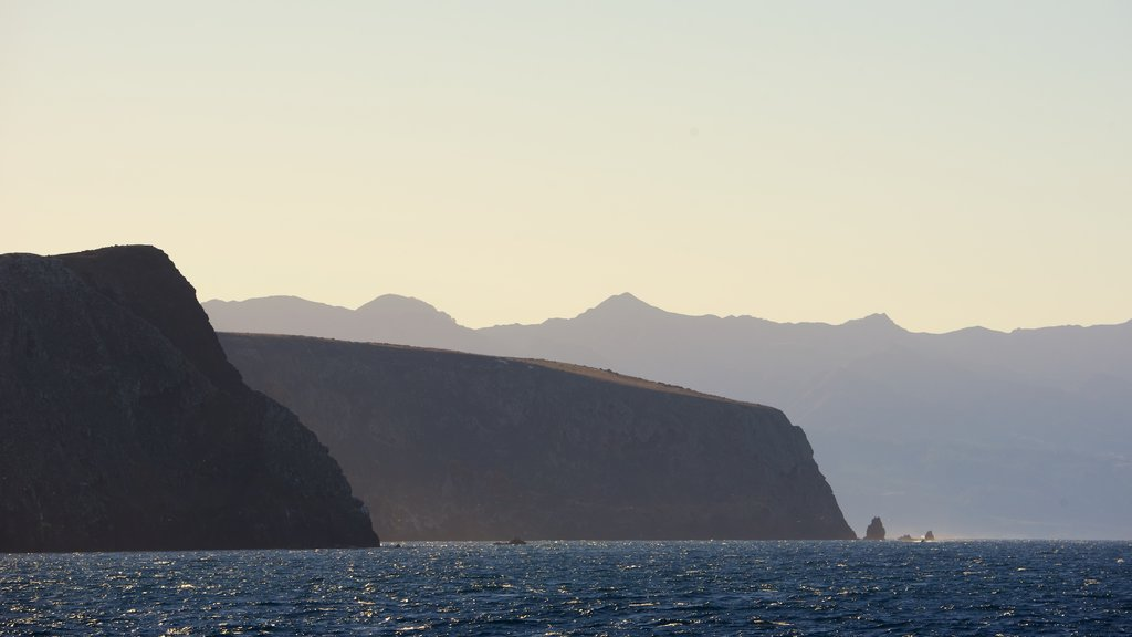 Channel Islands National Park which includes general coastal views and rugged coastline