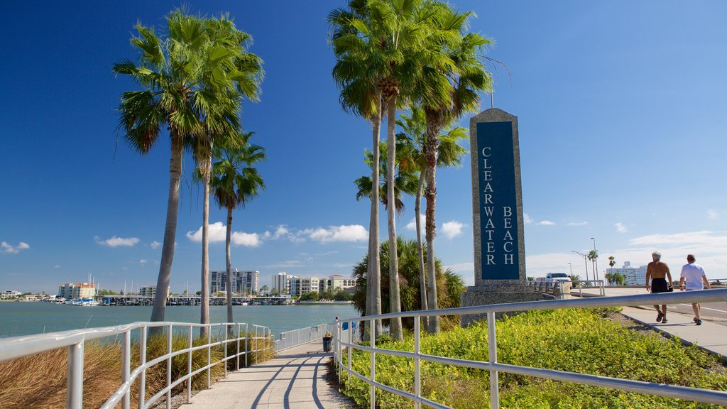 Clearwater featuring general coastal views