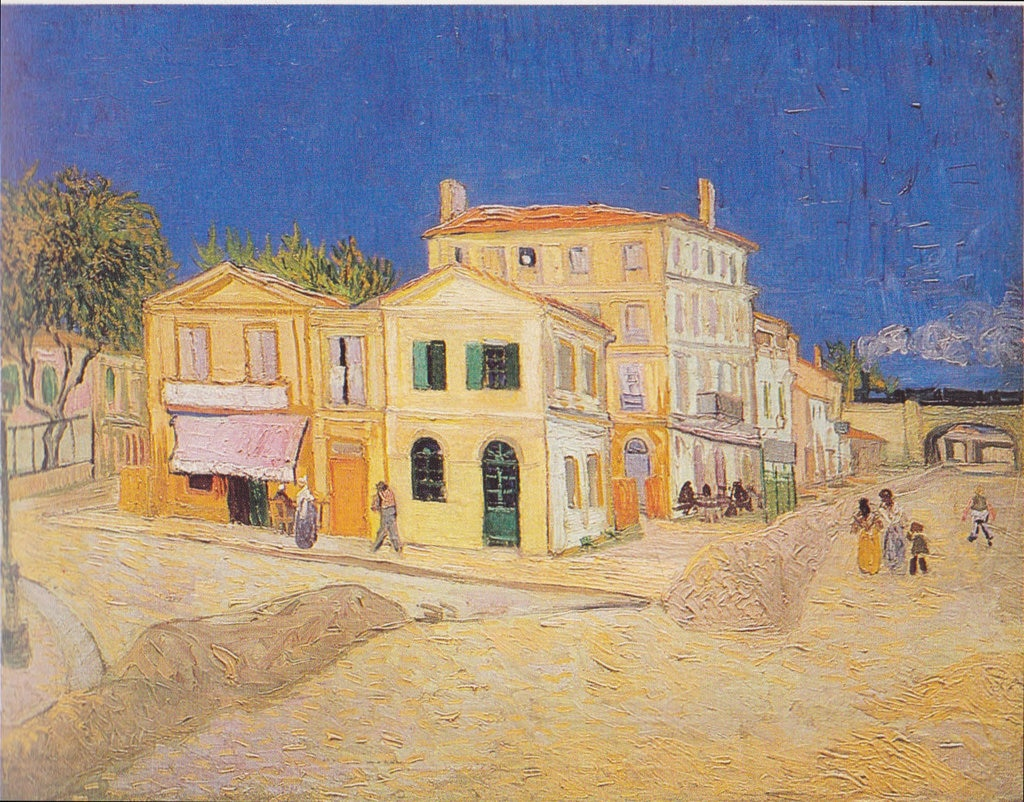 Arles Sur Les Traces De Vincent Van Gogh