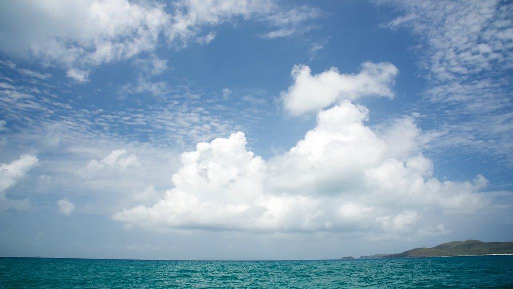 Whitsunday Island featuring general coastal views