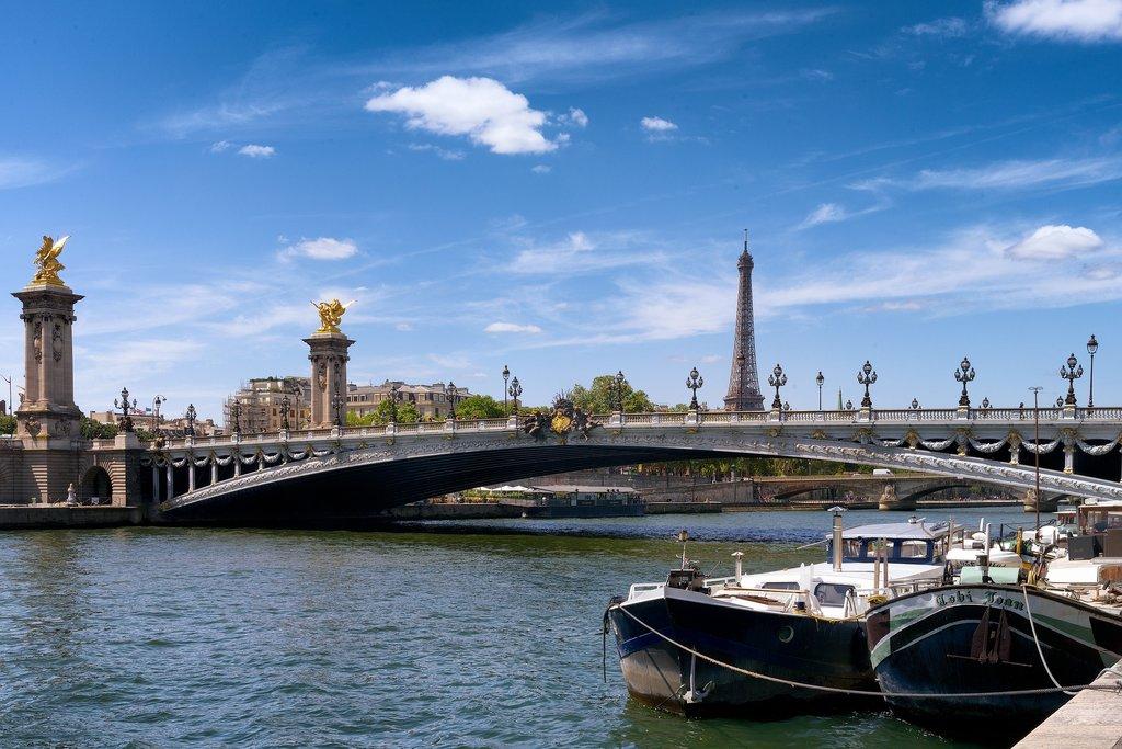 Los Diez Puentes Más Famosos De París Explore De Expedia