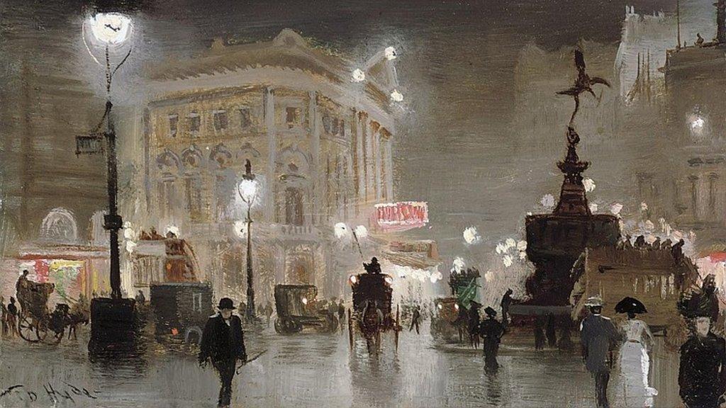 Quadri Londra: i più famosi dipinti della capitale inglese ...