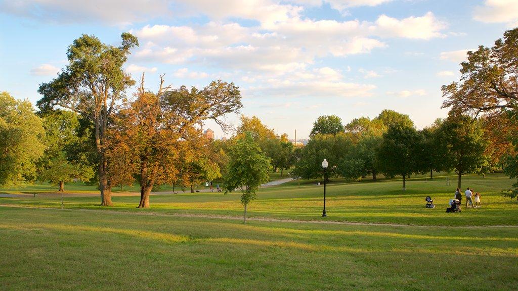 Patterson Park featuring a park