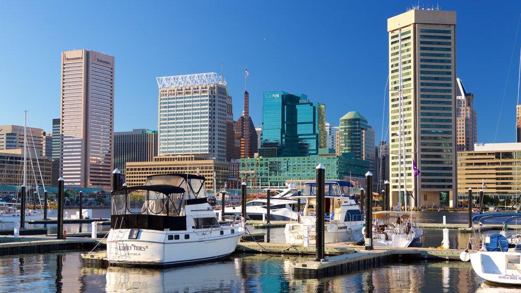 Baltimore Inner Harbor Marina