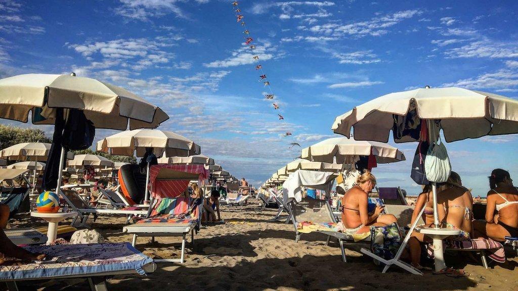 Litorale Veneto Cartina.Le 15 Migliori Spiagge In Veneto Explore By Expedia