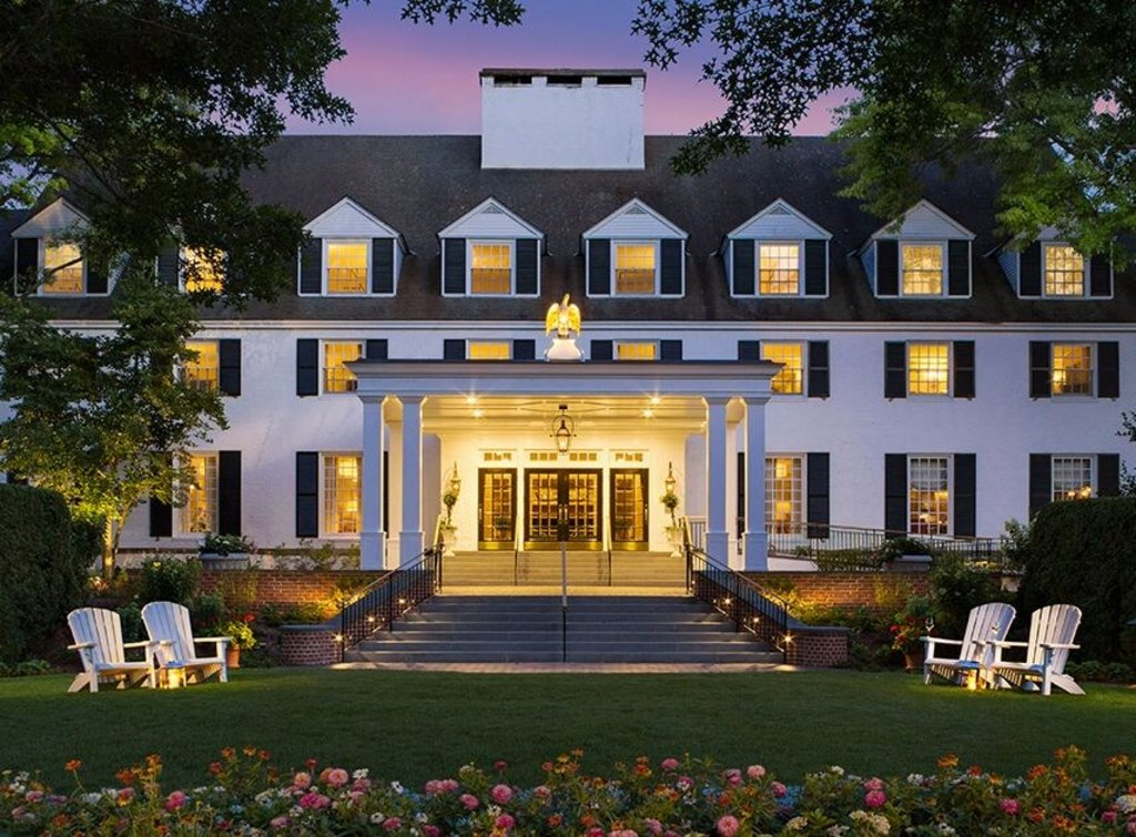 Historic Bed And Breakfast In Vermont