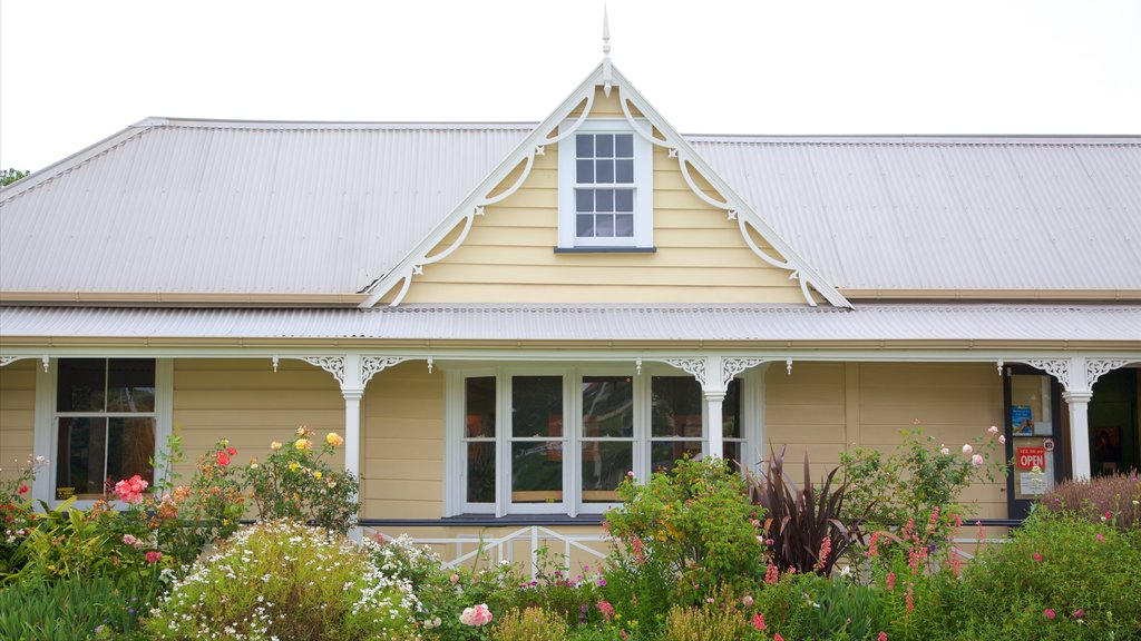 Whangarei ofreciendo una casa y patrimonio de arquitectura